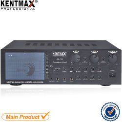 Uso doméstico profesional amplificador de audio Bluetooth 2.0 canales de 180 vatios