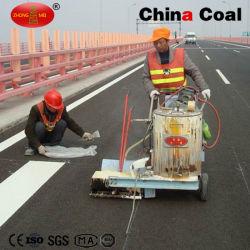 Superfície de estrada Hxj desportivos de pintura da Linha de equipamento de marcação