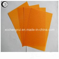 Meilleure qualité de la feuille d'isolement 3021 feuille de papier phénolique stratifiés