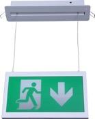 Indicatore luminoso dell'uscita del LED 3 In1emergency