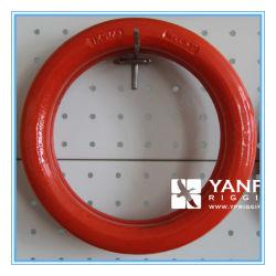 Joint circulaire rond de boucle de l'acier G80 allié