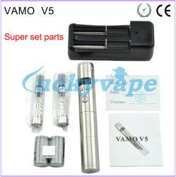 De veranderlijke Elektronische Sigaret van het Voltage Vamo V5