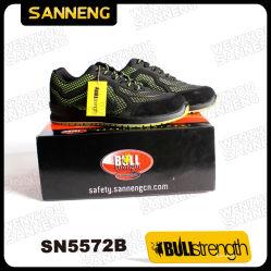 Sapatas Sanneng Kpu Desporto/superior do calçado de segurança/sport footwear solado de PU/S1p (SN5572)