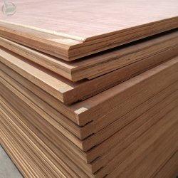 Pisos de madera contrachapada de contenedor con chapa de madera artificial 21 telas junta