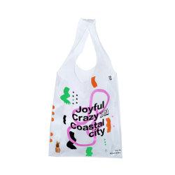 Shopping all'ingrosso Colorful stampato Candy Ladies sacchetto trasparente in PVC Borsa a tracolla