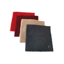 Sustitución de rodillo para alfombras Easimat Alquiler de Piso, forro de arranque, Estante negro