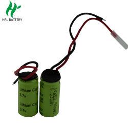 Les condensateurs de la batterie au lithium 3, 7V 90mAh 18650 bloc-batterie DIY Electronic