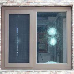 Trempé résistant aux gros feuilleté PVB durci coffre anti Bullet Bulletproof du verre pour le compteur de la banque