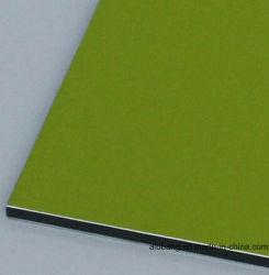 4 x 0,3 mm PVDF Aluminium Verbundwerkstoff externes Dekoratives Wandblech ACP-Blech