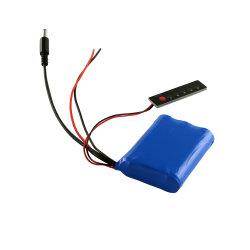 Batterie d'ion de lithium plate du polymère 12V 2.6ah du lithium 12V