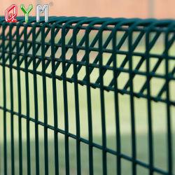 粉コーティングによって溶接されるワイヤーBrcの塀のRolltopの塀のパネル