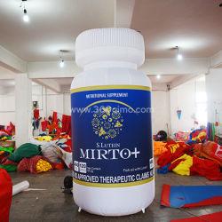 GM1007良質の薬は膨脹可能なモデルをびん詰めにする