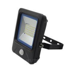 引込められたセンサーIP65 20W LEDの洪水ライト