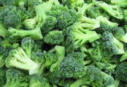 Vegetais congelados brócolos