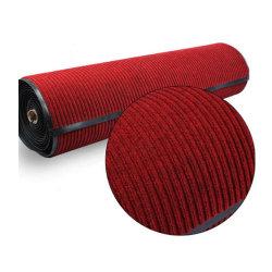 Входная дверь скрепера зерноочистки коврик Дома высокой интенсивностью движения области ковры ребристую войлочную ленту для использования внутри помещений для использования вне помещений ковер