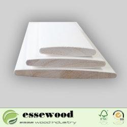 Janela de madeira da fresta de componentes do Obturador
