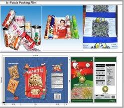 プラスチックフィルム、包装のフィルムは、パッキングのフィルム材料BOPP/PE、Pet/PEを袋に入れる