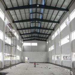 Schwere Stahlkraftwerk-Stahlkonstruktion für Stahlaufbau