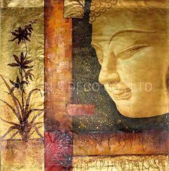 Peinture d'huile de Bouddha (35)