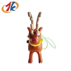 Cadeau de Noël de promotion de cerfs jouet en plastique pour les enfants