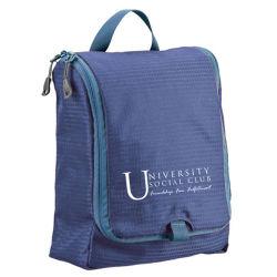 يعلّب مستحضرات تجميل حقيبة & [وتر رسستنت] مع شبكة جيب & وابل حقيبة