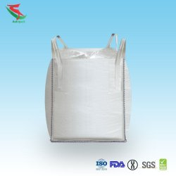 PP tissés conteneur de vrac FIBC Jumbo sac grand sac de riz de l'emballage