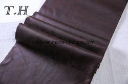 Hot Stamping Uphostery Tissu Tissu en daim pour canapé et des meubles