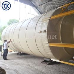 물 처리 질 착용 저항하는 FRP 콘테이너 화학 물 탱크