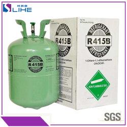 최고 품질의 고속 냉각 가스 냉매 R415b Freon 공장 가격