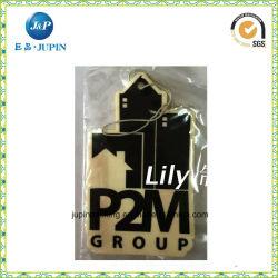 Promotion de la pendaison de diamant voiture papier parfumé (JP-AR049)