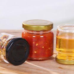 음식 마른 과일 사탕 약초차 단지 /Glass 장아찌 잼 /Sesame 곡물 단지 또는 밀봉 유리 병