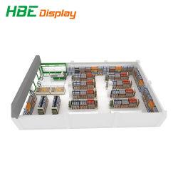 La Chine usine pour l'Shop Design Store Fixtures de l'équipement