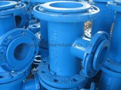 ISO2531, En545, En598, duktile Eisen-Roheisen-Rohrfittings für Belüftung-Rohr und duktiles Eisen-Rohr