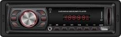 Affichage LED de gros 1 DIN Voiture Lecteur MP3 avec les cartes SD/USB/Aux.