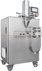 Uso farmacêutico Gzl100 Compactador de cilindro/Laboratório Granulator Seco