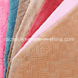 Kies/de Tweezijdige Stoffen van het Flanel van de Druk voor de Textiel van het Huis uit