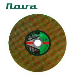 4 14 Zoll-abschleifendes Winkel-Schleifer-reibendes Ausschnitt-Stahlmetalauflage-Scheibenrad für Werkzeugmaschine