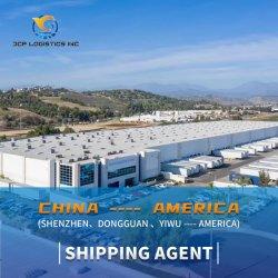 중국에서 미국으로 수출되는 해외 창고 해상 운송