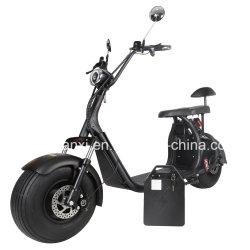 Draagbare Citycoco Elektrische Scooter Met Lithium-Batterij Met Groot Vermogen