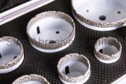 Foret de Core Bit Diamond Kits de scie trépan fixe