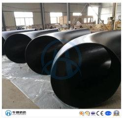 API5l de aço carbono preto Cotovelo Aço macio para tubos BMS de aço inoxidável sem costura da Conexão do Tubo 45 90 grau Lr Cotovelo Sr