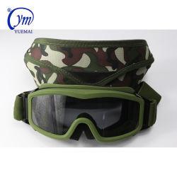 Staubdichte schützende Anti-Gewehrkugel Sicherheits-taktische Militärschießen-Schutzbrillen