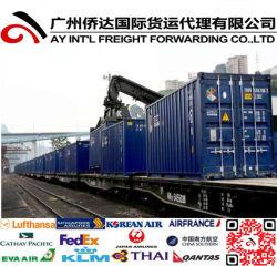 Forwarder van de spoorweg van Yiwu, China aan Kokand, Oezbekistan