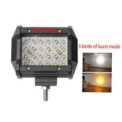 Zwei hellen Stab des Farbe Impuls-Blitz-imprägniern 4inch LED