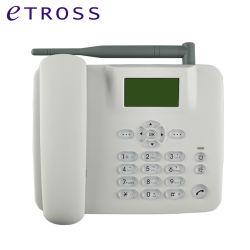 Produttore radio FM Wireless Phone SIM Card GSM Desktop Phone