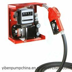 O biodiesel querosene da Bomba de Combustível de Transferência Automática do Bocal de abastecimento do dosador