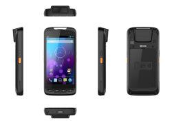 Android 5 pulgadas portátil resistente que el escáner de códigos de barras