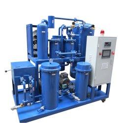 Máquina de purificación de aceite de cocina usado, sucio de filtrado de aceite vegetal aceite Animal