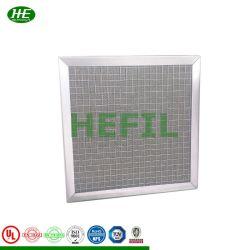 Aço inoxidável eliminador de névoa de ar fio de lavagem do filtro de malha