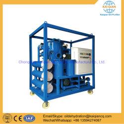 Вакуумный трансформаторное масло фильтрации оборудование для регенерации